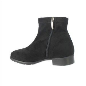 Ron White | Jamiee Vegan Suede Rubber Sole Boot